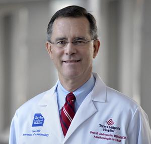 Dean Bradley Andropoulos, MD, MHCM