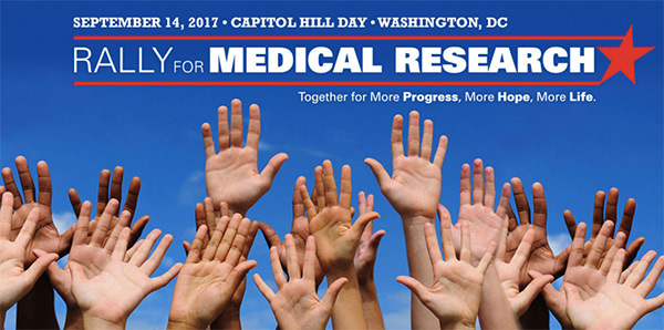 SmartTots Supports the Rally for Medical Research!