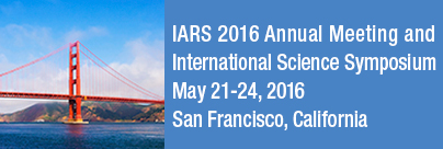 IARS 2016 Annual Meeting and International Science Symposium