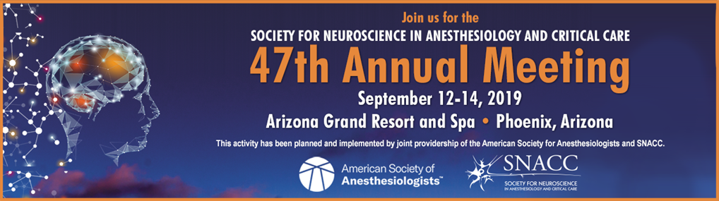 Visit the SmartTots booth at the Society for Neuroscience in Anesthesiology and Critical Care in Arizona!